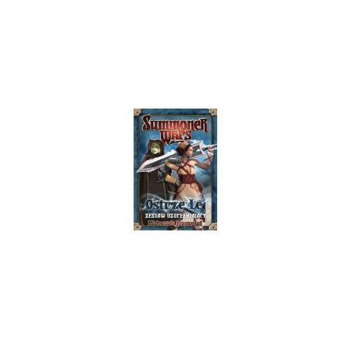 OKAZJA - Cube Summoner wars: ostrze lei - zestaw uzupełniający