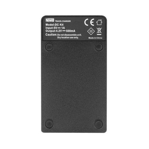 Ładowarka NEWELL DC-USB do akumulatorów NP-FW (5901891109245)