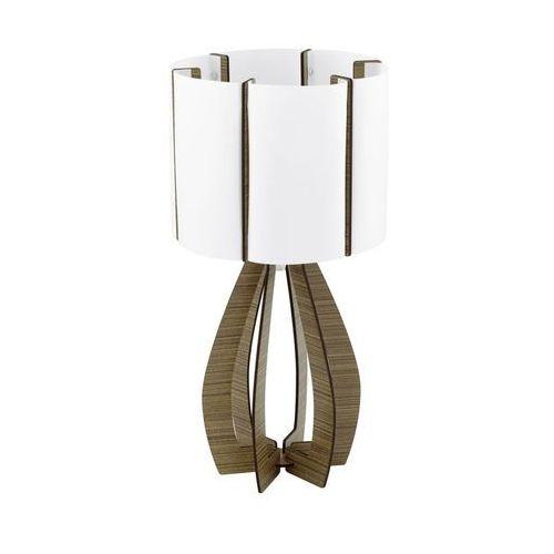 Eglo 94955 - Lampa stołowa COSSANO 1xE27/60W/230V, 94955