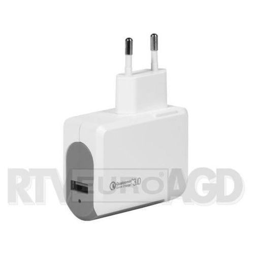Ładowarka sieciowa 37546 quick charge qualcomm 3.0 marki Vivanco