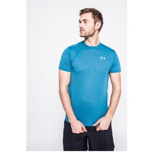 Under armour - t-shirt ua streaker shortsleeve t-blk/bl