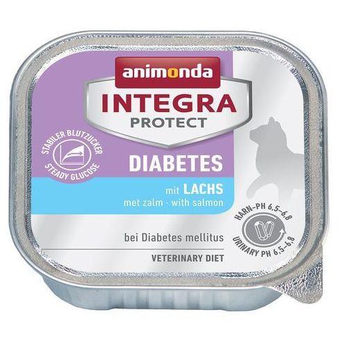 Animonda Integra Protect Diabetes dla kota - z wołowiną tacka 100g - sprawdź w wybranym sklepie