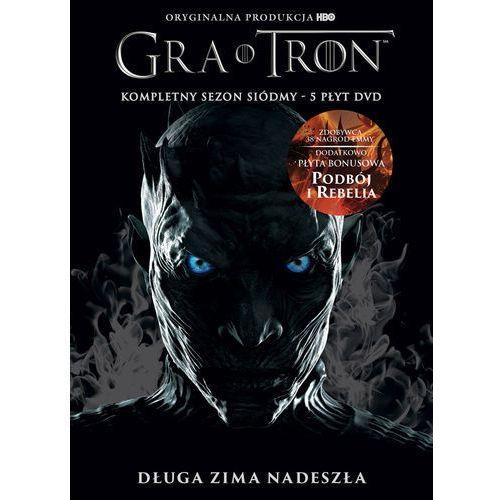 Gra o tron: Sezon 7 (DVD) - Jeremy Podeswa DARMOWA DOSTAWA KIOSK RUCHU (7321909347427)