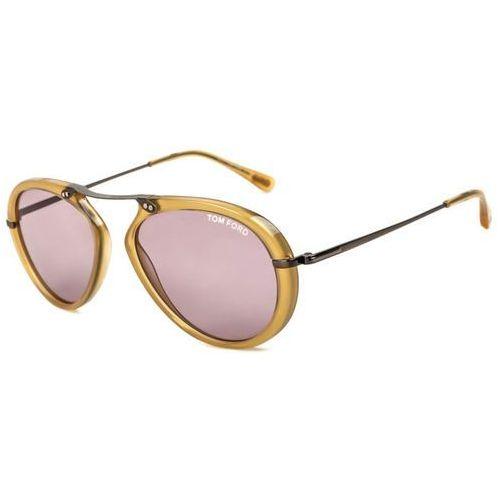 Okulary słoneczne ft0473 aaron 39y marki Tom ford