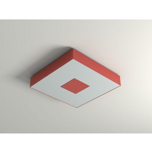 Plafon vandura 500 4xe27 biały mat. żarówki led gratis!, 1139p4117 marki Cleoni