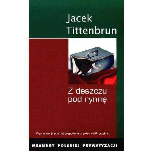 Jacek Tittenbrum. Z deszczu pod rynnę. Meandry polskiej prywatyzacji. Tom 4., Zysk i S-ka