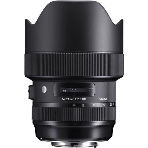 Sigma 14-24mm f2.8 dg hsm art canon (0085126212544)
