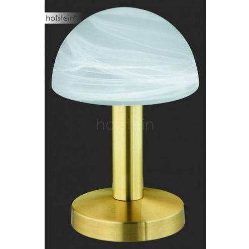 Trio 5990 lampa stołowa mosiądz, 1-punktowy - klasyczny - obszar wewnętrzny - fynn - czas dostawy: od 6-10 dni roboczych (4017807195972)