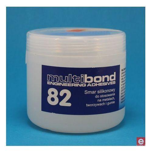 Multibond -82 - smar silikonowy stały