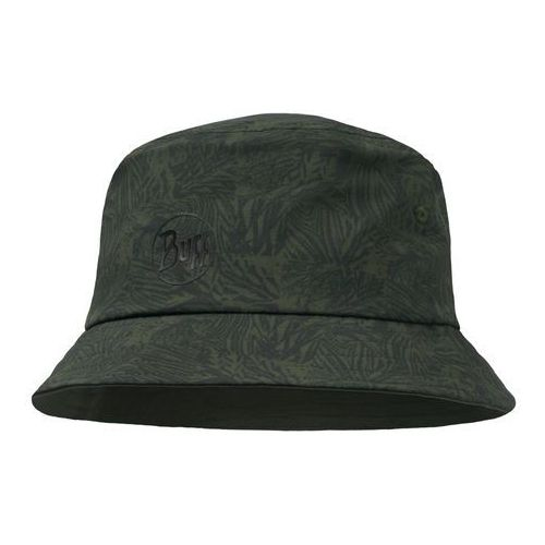 Kapelusz TREK BUCKET HAT - Checkboard Moss Green