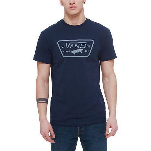 koszulka VANS - Full Patch Navy-Frost Grey (HLV) rozmiar: XXL, 1 rozmiar
