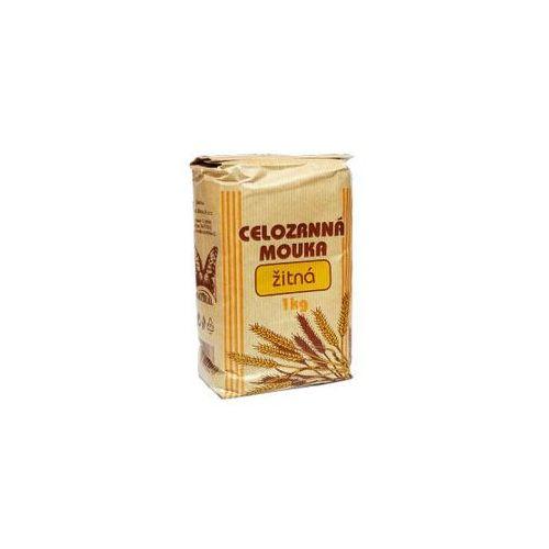 Natural Mąka żytnia pełnoziarnista drobna 1000g