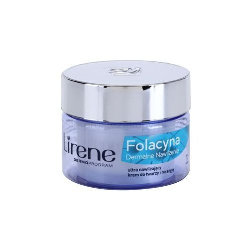 Lirene  folacyna 30+ nawilżający krem na dzień spf 6 + do każdego zamówienia upominek.