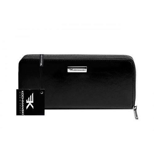 Kochmanski portfel damski skórzany 1669 marki Kochmanski studio kreacji®
