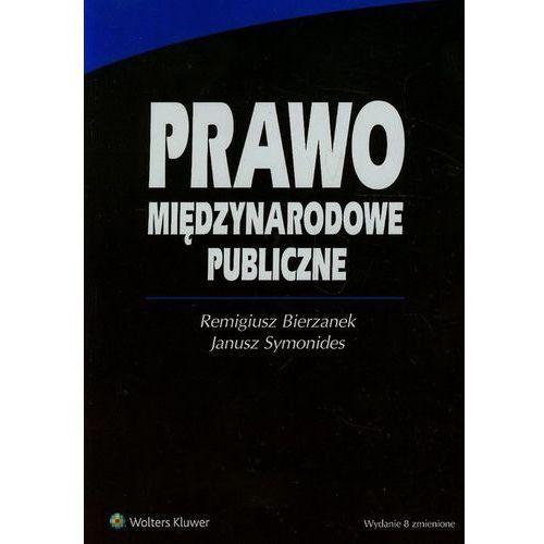 Prawo międzynarodowe publiczne, pozycja wydana w roku: 2004