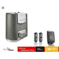 Somfy Elixo 500 230v standard pack (1 pilot 2-kanałowy keytis, fotokomórki)