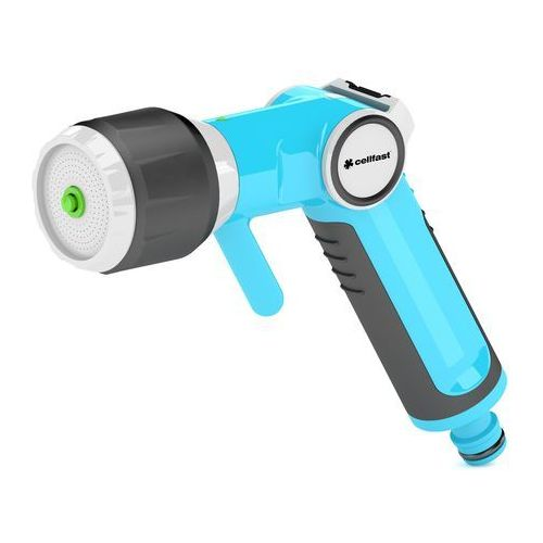 Cellfast Zraszacz pistoletowy prosty wielofunkcyjny ergo 53-330 (5901828859939)