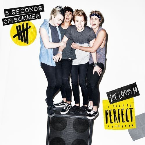 5 Seconds Of Summer - She Looks So Perfect (EP)