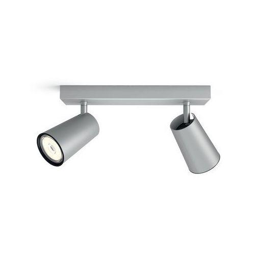 Philips 50572/48/pn - oświetlenie punktowe myliving paisley 2xgu10/10w/230v (8718696164655)