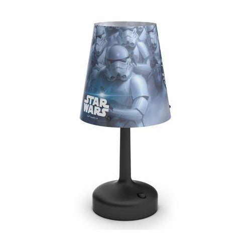 71796/30/16 - lampa stołowa dla dzieci star wars stormtrooper led/3xaa od producenta Philips