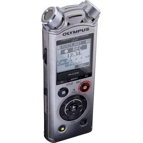 Rejestrator audio Olympus LS-P1, LS-P1