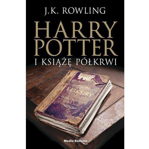 Harry Potter i Książę Półkrwi (9788380082427)