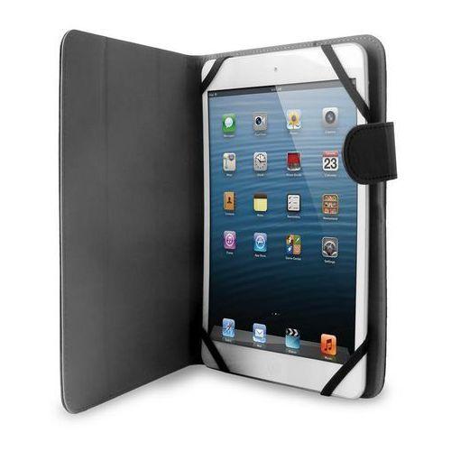PURO Universal Booklet Easy - Etui tablet 8'' w/Folding back + stand up + Magnetic Closure (czarny) - blisko 700 punktów odbioru w całej Polsce! Szybka dostawa! Atrakcyjne raty! Dostawa w 2h - Warszawa Poznań, kolor czarny