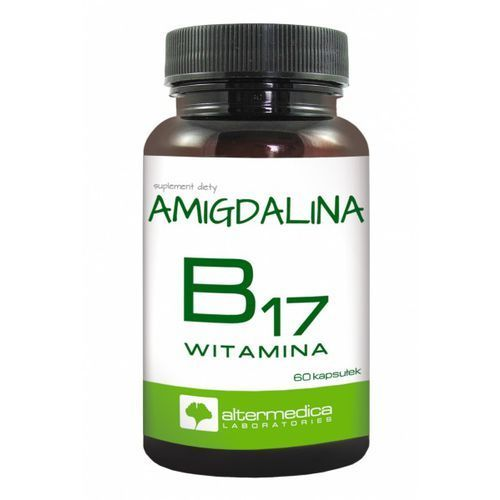 Alter Medica, Witamina B17, Amigdalina, kapsułki, 60 szt. (kapsułki)