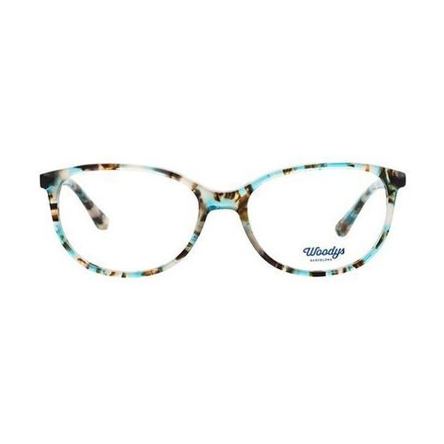 Woodys barcelona Okulary korekcyjne kiwi 04