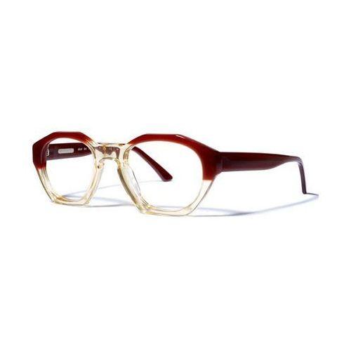 Okulary korekcyjne square 16/66 marki Bob sdrunk
