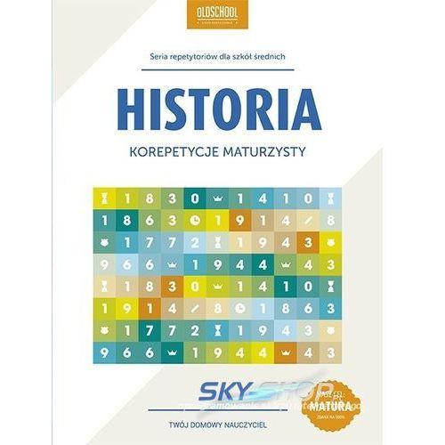 Historia Korepetycje maturzysty - Krzemiński Lech, Włodarczyk Mariusz (ISBN 9788363165376)