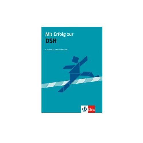 Mit Erfolg Zur DSH. CD do Testów, LektorKlett