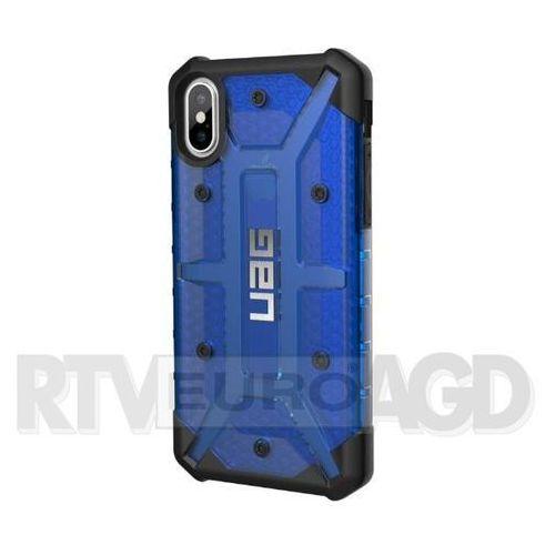 Uag plasma case iphone x (cobalt)