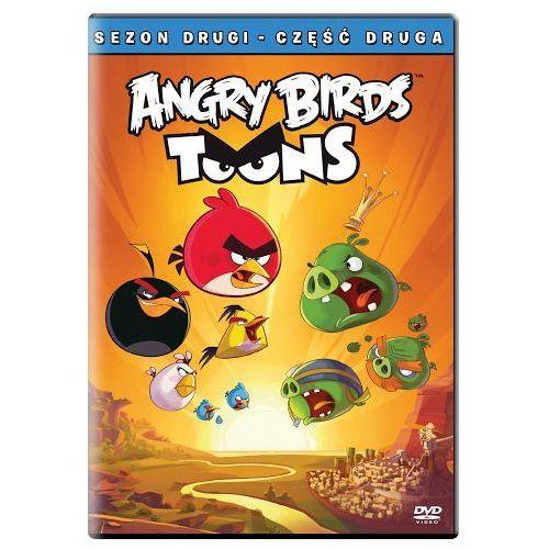 Angry Birds Toons. Sezon 2. Część 2 (DVD) - Imperial CinePix