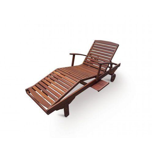leżak drewniany spa marki V-garden