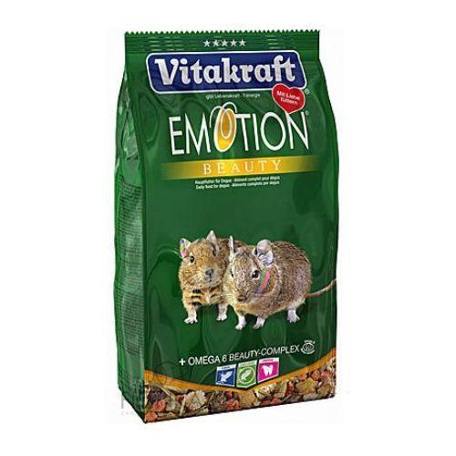 emotion beauty degus pokarm dla koszatniczek marki Vitakraft