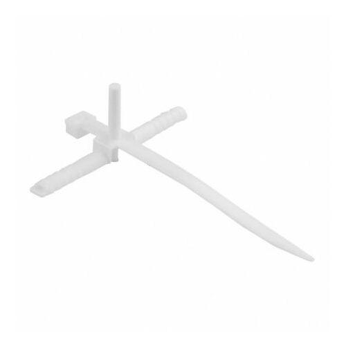 Uchwyt kablowy USMPK-8 opaskowy z kołkiem SM (50szt), 21.2/EPO
