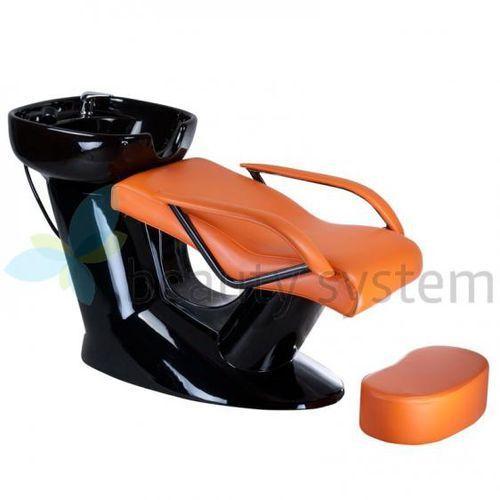 Myjnia fryzjerska Vera BR-3515 pomarańczowa z kategorii Akcesoria fryzjerskie