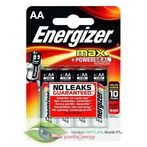 Energizer BATERIE MAX + PowerSeal Technology AA E91/ 4SZT, AZENGUB60000014 (4450529)