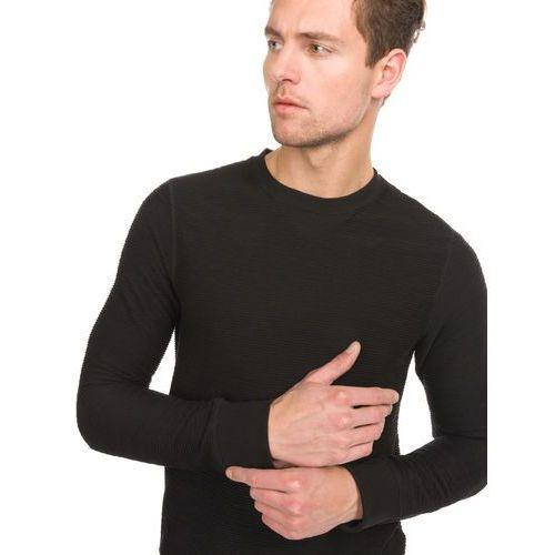 Jack & Jones JPRCLYDEBANK CREW NECK Bluza black, w 5 rozmiarach
