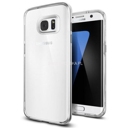 Spigen Neo Hybrid Crystal 556CS20046 Samsung Galaxy S7 Edge (srebrny), 556CS20046
