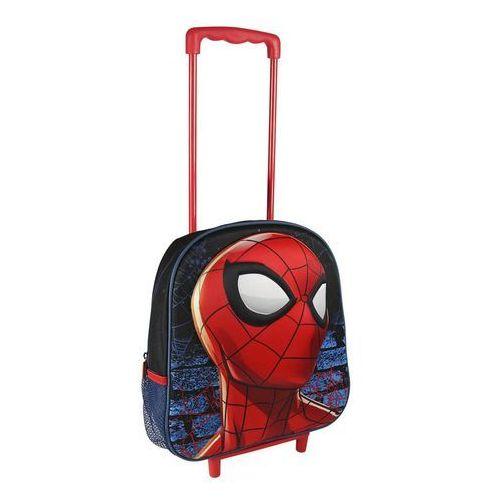 Plecak na kółkach Spiderman 31 cm