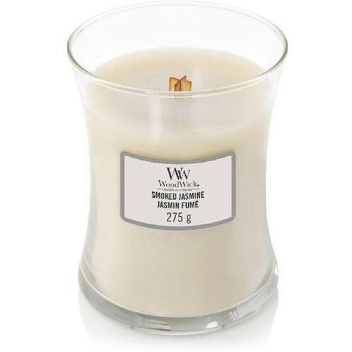 Świeca WoodWick średnia Smoked Jasmine - 92038E