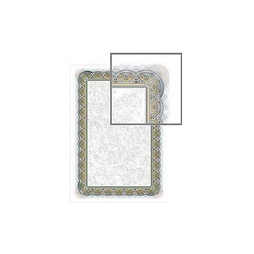 Karton ozdobny ARGO Srebro 170 g/m2 25 ark. A4