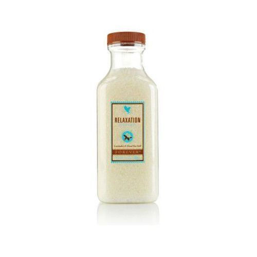 Forever living Relaxation bath salts - sól do kąpieli