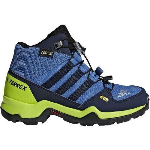 Buty adidas TERREX Mid GTX CM7710, kolor czarny