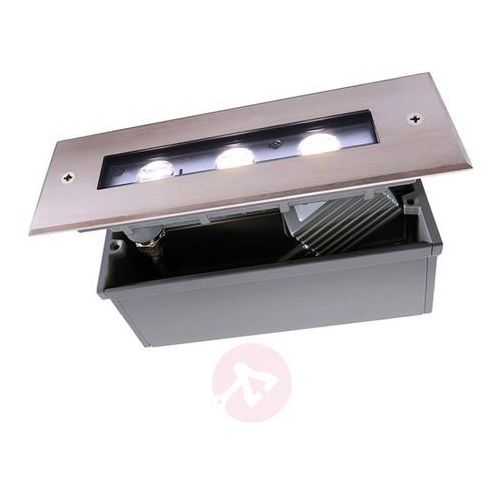 Oprawa wpuszczana LED Jeremia, 19,5 cm
