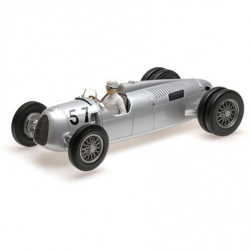 Minichamps Auto union typ c #57 hans stuck winner shelsley walsh hillclimb 1936 - darmowa dostawa!!! (4012138141537)