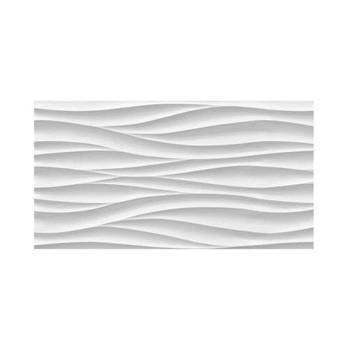 Kamień dekoracyjny fala 3d 55 x 37 cm 3 szt. marki Akademia kamienia