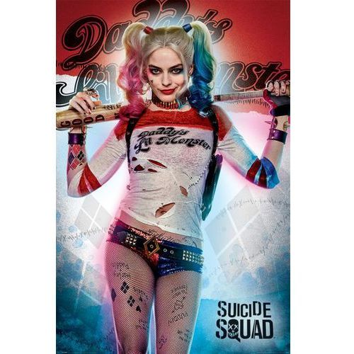 Legion samobójców Harley Quinn - plakat, kup u jednego z partnerów